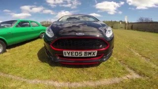 My video view of my Ford Fiesta Zetec S Black Edition!!!⚫️🔴🚗