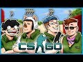 CS:GO Funny Moments & Fails! - Silver Squad Fails, Rage, UMP Best Weapon, and the Comeback!