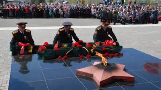 к 75 - летию Победы советского народа в Великой Отечественной войне