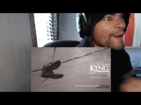 KING 810 - Tied To The Whipping Post (featuring Freddie Gibbs) REACTION!!!