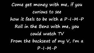 Repeat youtube video 50 Cent  PIMP lyrics