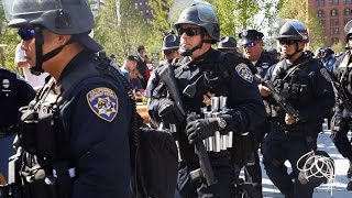 Officers are less willing to use force, surve...
