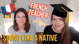 SOUND MORE FRENCH: How to Sound More Natural in French | French Slang, Verlan & More