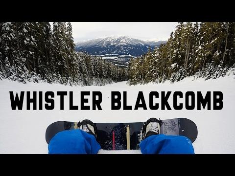 Whistler Blackcomb Trip Part 1