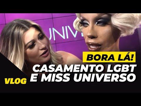 USEI R$20 MIL EM VESTIDOS PARA CASAMENTO LGBT E MISS UNIVERSO ft NIINA SECRETS