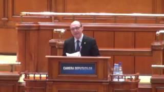 Președintele PMP Traian Băsescu, discursul de la moţiunea de cenzură