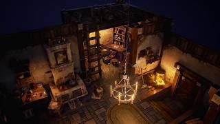Fantasy Interior 1