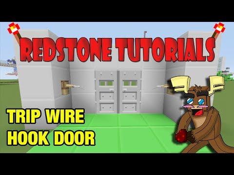 how to make a tripwire in minecraft xbox 360