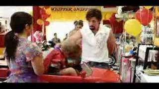 You Don't Mess with the Zohan Movie Trailer w/ Adam Sandler