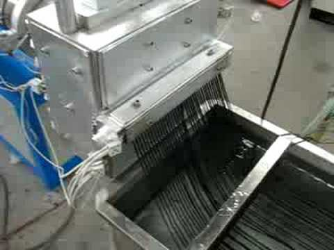 Plastic Recycling Machine Youtube