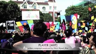 Melaney Ricardo + Roy Ricardo +Tyson Lynch MRT PLAYER @100%Ampuh 9 desember 2012