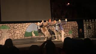 YMCA Talent Show Puppet Dance Act 2017 (Must See!)