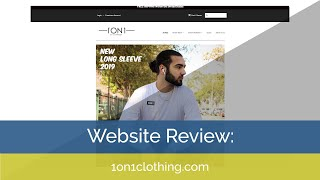 eCommerce Website Review: How to Increase Traffic for an Online Clothing Website