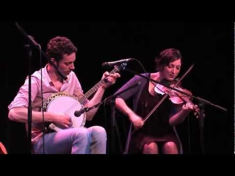 Irish set- Banjo & fiddles