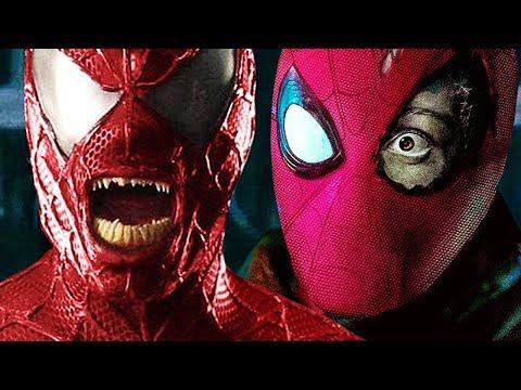 Вот почему Карнаж убьёт Человека-Паука в следующем фильме