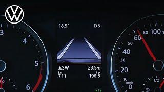 Lane Assist - Easy to understand | Volkswagen