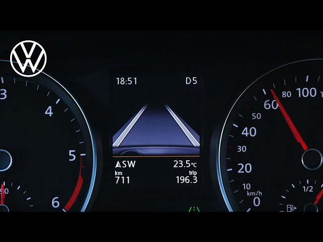Lane Assist - Easy to understand   Volkswagen