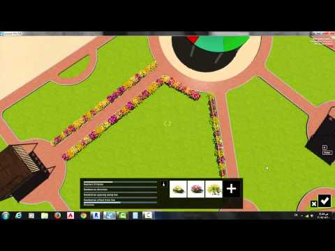 Public Garden Design , Revit + Lumion !