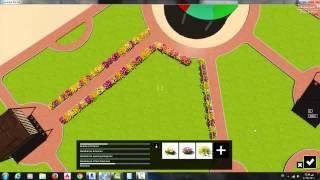 Public Garden Design , Revit + Lumion !