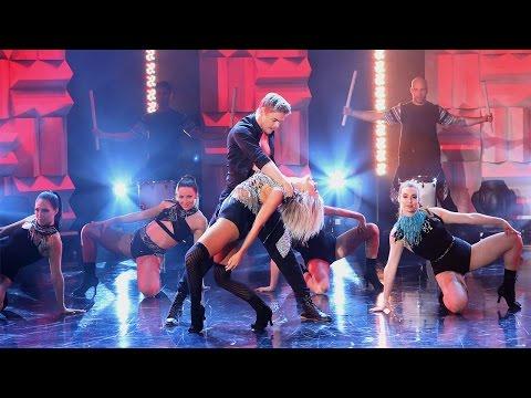Derek And Julianne Hough Dance!
