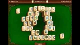 247 Mahjong Маджонг пасьянс поиск пары