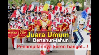YA HABIBAL QOLBI SABYAN versi Drumband / Marching band