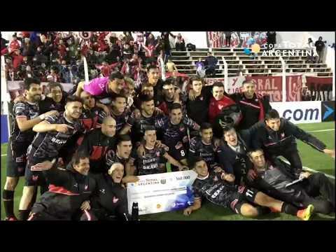 El gol de Rosales y los festejos de Instituto
