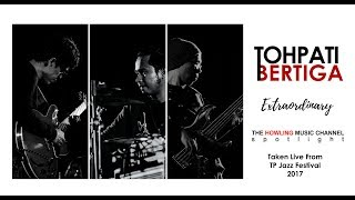 Tohpati Bertiga - spotlight - Extraordinary (live at TP Jazz Festival 2017)