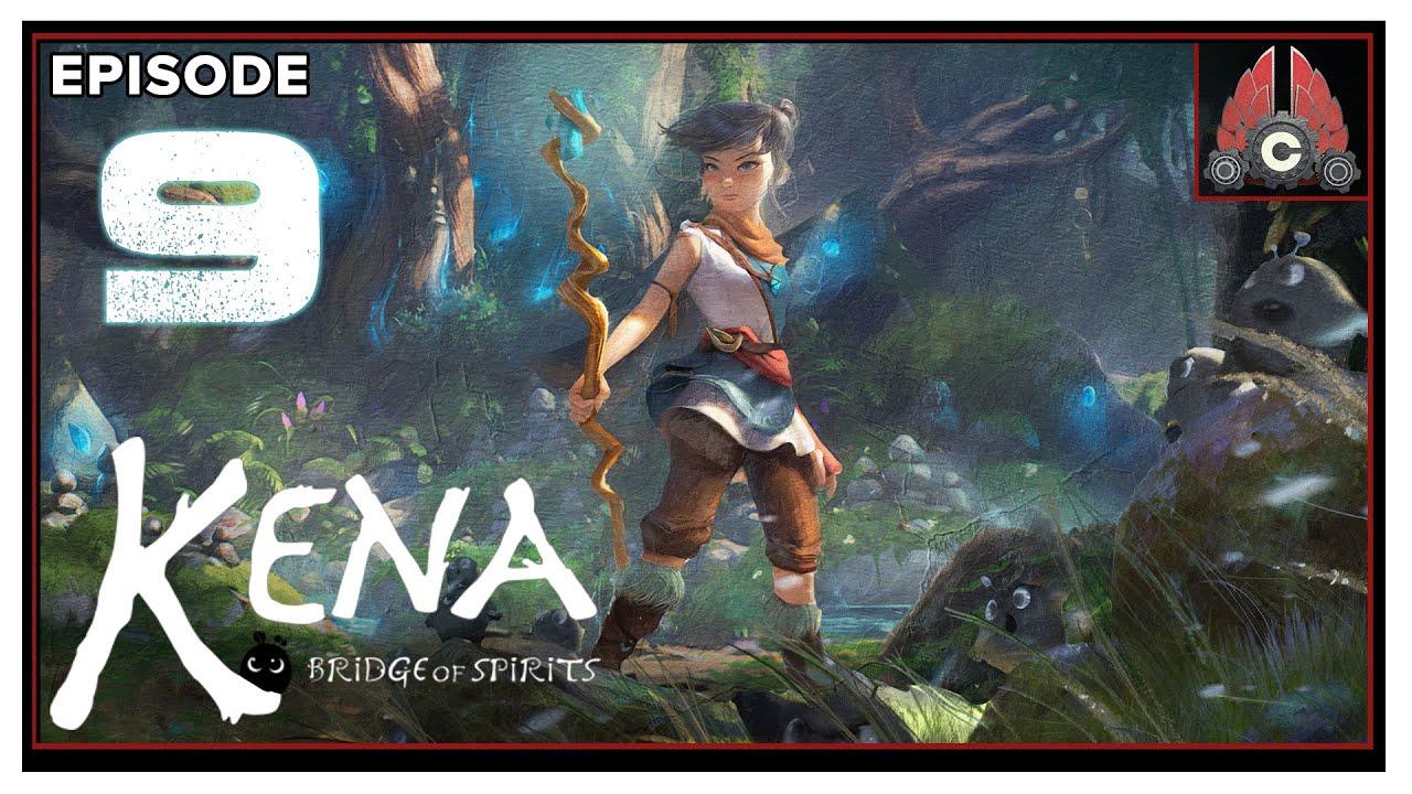 CohhCarnage Plays Kena: Bridge Of Spirits - Episode 9