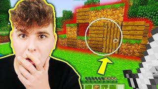 Minecraft na Telefon - PIERWSZY DOMEK! #2