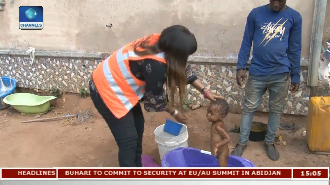 Download Toddler Rescued In Alleged Case Of Child Abuse In Edo