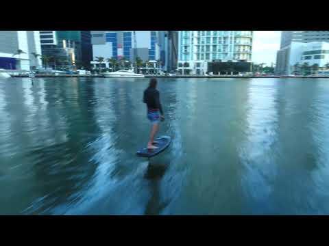 Lift rental - eFoil, Miami