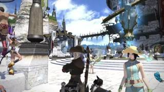 FINAL FANTASY XIV Another day in paradise