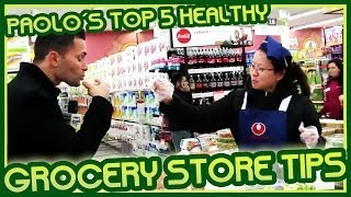 Healthy Grocery Store Tips & Oprah Winfrey's Grocery Store Surprise!