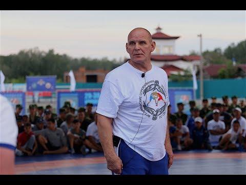 Мастер-класс от Александра  Карелина в Туве для борцов (полностью)