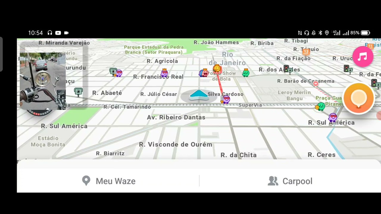 REALME GT MASTER EDITON TESTE DE GPS COM SAVAGE LS650