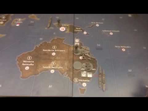 Axis and Allies Global Anzac/France Strategy