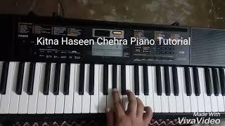 kitna-haseen-chehra-dilwale-piano-tutorial