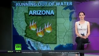 California May Run Out of Water in Two Years | Brainwash Update