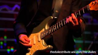 The Dukes : the Genesis tribute band - Live