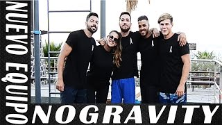 Nuevo equipo noGravity Street Workout!