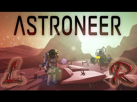 """ASTRONEER   TUTORIAL / GETTING STARTED GUIDE    """"HOW TO GET FROM FROM ORIGIN TO ORBIT""""   PC HD"""
