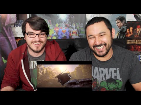 JUST CAUSE 3 GAMEPLAY REVEAL TRAILER REACTION!!!
