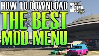 How To Install African Engine Mod Menu For GTA 5! (BEST MENU)