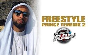 Freestyle du prince Téménik 2 en live dans Planète Rap