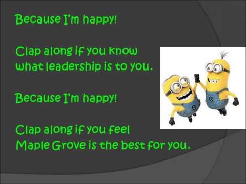 Maple Grove Elementary  7 Habits of HAPPY Kids