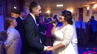 Самое трогательное признание в любви от невесты жениху.удивительно красивый голос, искренние чувства