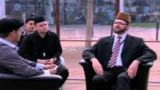Jalsa Salana Germany 2012 - German Talk mit Konvertiten, die zum Islam gefunden haben