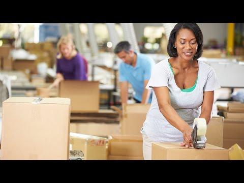 Shipping & Warehouse Job Preview