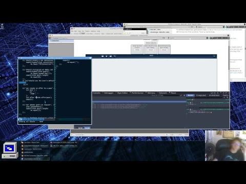 Media Center | Python/Django/JavaScript/ES6 Live Coding - Episode 19 Part 2